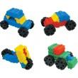Đồ chơi trí tuê Morphun Junior Starter Rainbow 12 vehicle 140 set - MP52404-SRB (Giảm giá 20% hoặc Tặng 40 mảnh ghép)
