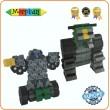 Đồ chơi trí tuê Morphun Robots Contruction Set